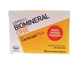 BIOMINERAL ONE LACTOCAPIL PLUS - 30 COMPRESSE