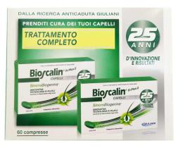 BIOSCALIN R-PLUS CAPELLI CON SINCROBIOGENINA 60 COMPRESSE
