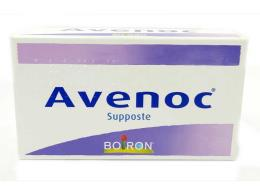 BOIRON AVENOC SUPPOSTE PER EMORROIDI 10 PEZZI