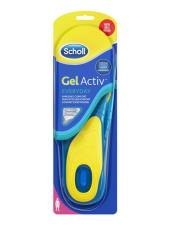 DR SCHOLL GEL ACTIV EVERYDAY SOLETTE USO QUOTIDIANO DONNA TAGLIE 38-42