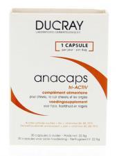 DUCRAY ANACAPS TRI ACTIVE 30 CAPSULE