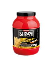 ENERVIT GYMLINE MUSCLE 100% WHEY PROTEIN ISOLATE GUSTO VANIGLIA 700 G