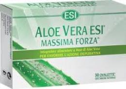ESI ALOE VERA MASSIMA FORZA - 30 OVALETTE