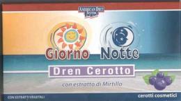 GIORNO E NOTTE DREN Cerotto dimagrante al mirtillo 28 pz