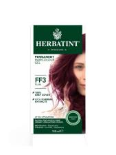 HERBATINT FLASH FASHION TINTA PER CAPELLI FF3 PRUGNA - 150 ML