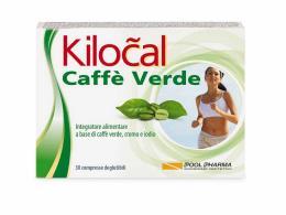 KILOCAL CAFFE' VERDE INTEGRATORE PER PERDERE PESO - 30 COMPRESSE