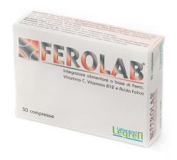 LEGREN FEROLAB 30 COMPRESSE