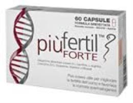 PIUFERTIL FORTE - 60 CAPSULE