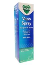VICKS VAPO SPRAY ACQUA DI MARE SPRAY ISOTONICO 100 ML