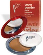 ZAIC COVER POWDER Cipria compatta n. 3 MEDIUM 10 g