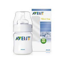 AVENT BIBERON AIRFLEX 125 ml con tettarella in silicone